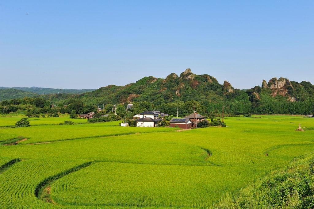 Le Paysage Rural De Tashibunoshō Osaki Les Sites Du Patrimoine Culturel Le Village Ou Les Onis Sont Devenus Des Dieux Le Patrimoine Du Japon